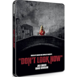Don't Look Now - Zavvi UK Exclusive Limited Edition Steelbook (2000 Only)