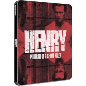 Henry: Portrait Of A Serial Killer - Zavvi UK Exclusive Limited Edition Steelbook (2000 Only)