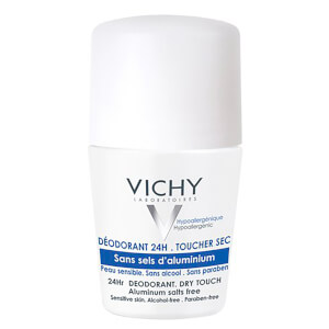 Vichy Roll-On Déodorant 24H sans sels d'aluminium 50ml