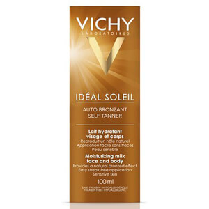 Vichy Ideal Soleil Self Tan Face and Body 100 ml