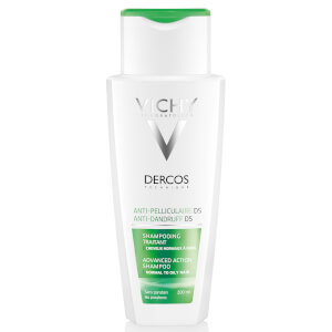 Vichy Dercos Anti-Dandruff - Normal to Oily Hair Shampoo 200ml