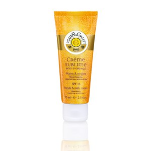 Crema de manos sublime Bois d'Orange de Roger&Gallet, 75 ml