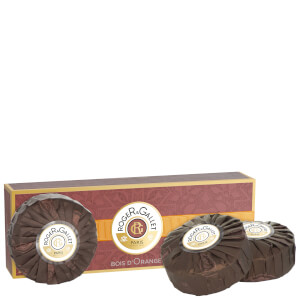 Roger&Gallet Bois D'Orange Soap Coffret Gift Set