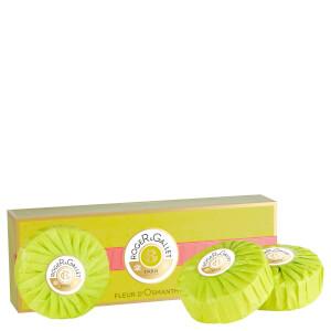 Roger&Gallet Fleur d'Osmanthus Soap Coffret 3 X 100 g