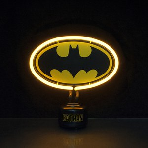 Luz Neón Batman DC Comics