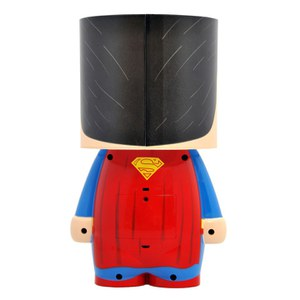 Superman DC Comics Look-ALite LED Table Lamp: Image 2