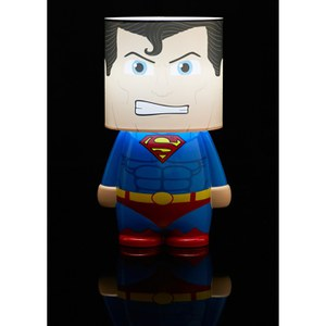 Superman DC Comics Look-ALite LED Table Lamp: Image 3