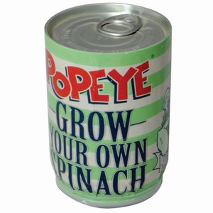 Popeye Grow Your Own Spinach