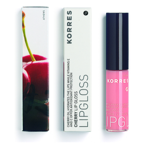 Korres Cherry Lip Gloss