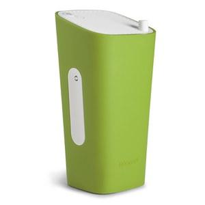 Sonoro Cubo Go New York Portable Bluetooth Speaker - White/Green