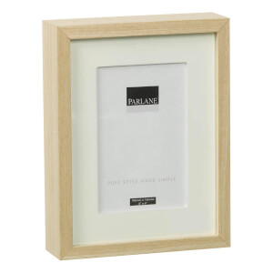 Parlane Solna Frame - White/Natural (4