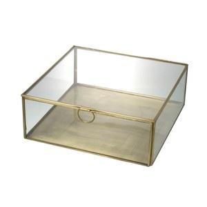 Parlane Trinket Box - Clear (90x245mm)