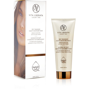 Vita Liberata Self Tanning Night Moisture Mask -yönaamio (65ml)