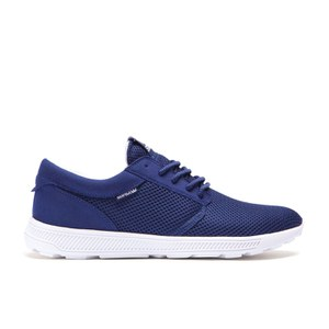 Baskets Supra Hammer Run - Marine / Blanc