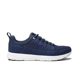Supra Men's Owen Trainers - Navy/White