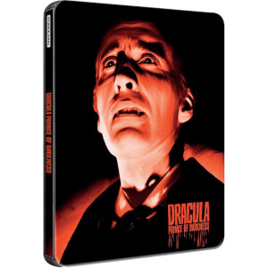 Dracula: Prince of Darkness - Zavvi UK Exclusive Limited Edition Steelbook (2000 Only)