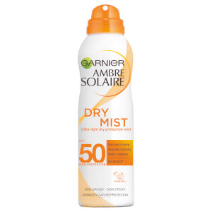 Ambre Solaire Dry Mist Fast Absorbing Sun Cream Spray SPF50 200ml