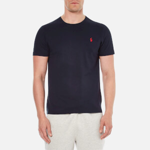 Polo Ralph Lauren Men's Short Sleeved Crew Neck T-Shirt - Ink