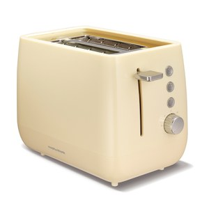 Morphy Richards 221104 Chroma Toaster - Cream