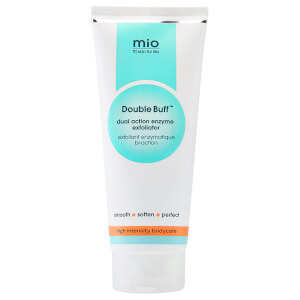 Crema exfoliante enzimas doble acción Mio Skincare Double Buff (150ml): Image 1