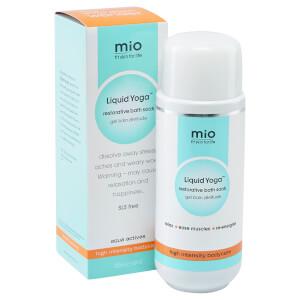 Gel de ducha/baño reparador y energizante Mio Skincare Liquid Yoga (200ml): Image 2