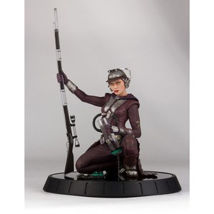 Gentle Giant Star Wars Zam Wessel 1:6 Scale Deluxe Statue