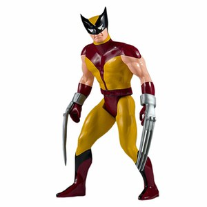Figurine Wolwerine Secret Wars -Gentle Giants X-Men