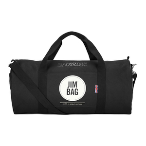 Myprotein Jim Bag Canvas Holdall Bag - Svart