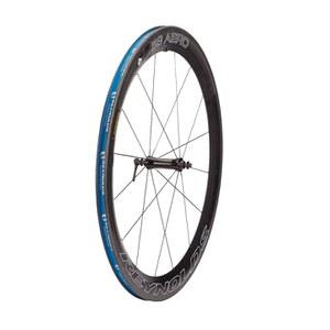 Reynolds Aero Tubular Front Wheel - 2015
