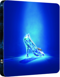 Cinderella - Zavvi UK Exclusive Limited Edition Steelbook