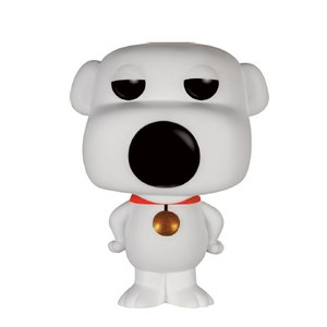 Family Guy Brian Griffin Funko Pop! Figuur