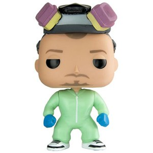 Breaking Bad Jesse Pinkman Green Hazmat Suit Exclusive Pop! Vinyl Figure