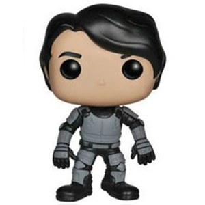 The Walking Dead Riot Gear Glenn Exclusive Funko Pop! Vinyl