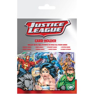 Porte-Cartes Justice League Group - DC Comics