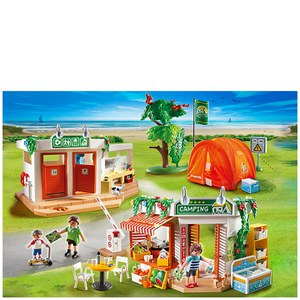 Playmobil Camping Camp Site (5432)