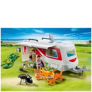 Playmobil Camping Family Caravan (5434)