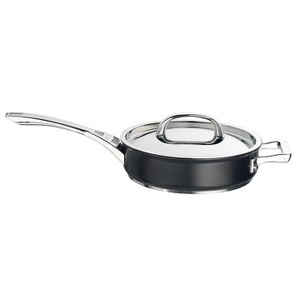 Circulon Infinite Hard Anodized 3.8L Saute Pan (24cm)