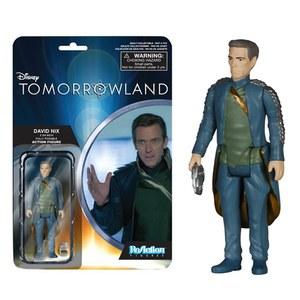 ReAction Disney Tomorrowland David Nix 3 3/4 Inch Action Figure