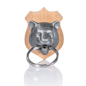 Tiger Animal Head Key Holder