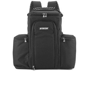 Myprotein Meal Backpack - Black
