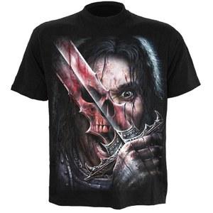 Spiral Men's SPIRIT OF THE SWORD T-Shirt - Black