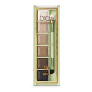 Pixi Brow Powder Palette - Shades of Brows.