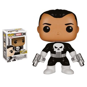 Marvel The Punisher Exclusive Pop! Vinyl Bobble Head Figure