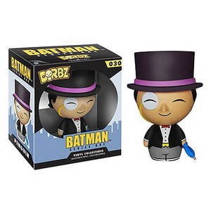 DC Comics Batman Penguin Vinyl Sugar Dorbz Series 1 Action Figure
