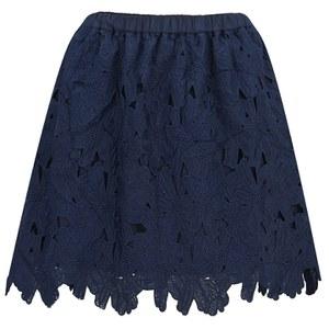 Samsoe & Samsoe Women's Herne Skirt - Navy