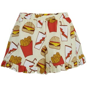 MINKPINK Women's Fries Before Guys Shorts - Multi