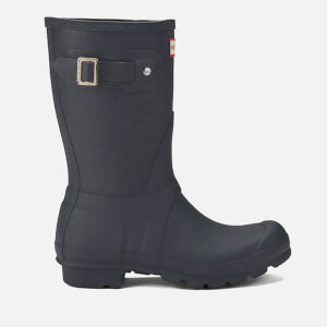 Hunter Women's Original Short Wellies - Navy