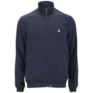 Pretty Green Men's Woodstock Jacket - Navy