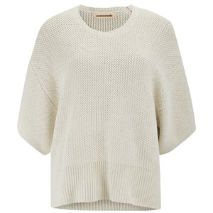 Custommade Women's Wala Pullover - Marshmellow