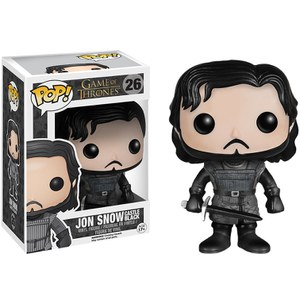 Figurine Pop! Jon Snow Castle Black Game of Thrones